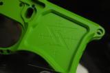 X-Werks Seekins Billet AR-15 Lower Zombie Green - 5 of 5
