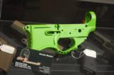 X-Werks Seekins Billet AR-15 Lower Zombie Green - 1 of 5