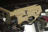 X-Werks Seekins Coyote Tan Receiver Set iRMT-3- 3 of 5
