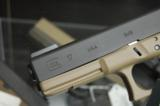 X-Werks Glock 17 9mm G 3 Magpul FDE / Armor TFO NS - 4 of 6