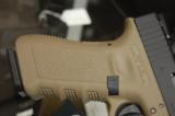 X-Werks Glock 17 9mm G 3 Magpul FDE / Armor TFO NS - 5 of 6