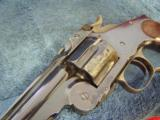 SMITH & WESSON NEW MODEL3(Ludwig Loewe) GERMAN PRODUCTION - 14 of 15