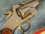 SMITH & WESSON NEW MODEL3(Ludwig Loewe) GERMAN PRODUCTION - 4 of 15