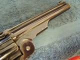 SMITH & WESSON NEW MODEL3(Ludwig Loewe) GERMAN PRODUCTION - 5 of 15