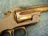 SMITH & WESSON MODELNo. 3 , RUSSIAN 2nd issue .44 RF- 4 of 15