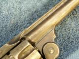 SMITH & WESSON .44RUSSIAN DOUBLE ACTION FIRST MODEL - 5 of 15