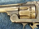 SMITH & WESSON .44RUSSIAN DOUBLE ACTION FIRST MODEL - 8 of 15