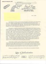 COLT U.S. CAVALRY MODEL 1873 SAA W/KOPEC LTR. AINSWORTH - 14 of 15
