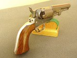 COLT 1849 POCKET MODEL REVOLVER