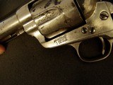 COLT SINGLE ACTION ARMY .41- ANTIQUE - 12 of 20