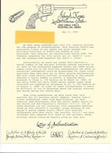 COLT CAVALRY MODEL 1873 U.S. CAVALRY REVOLVER W/KOPEC LETTER - 19 of 20