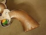 COLT CAVALRY MODEL 1873 U.S. CAVALRY REVOLVER W/KOPEC LETTER - 5 of 20