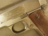 HIGH CONDITION- U.S.SWITCH & SIGNAL MODEL 1911A1SEMI-AUTO PISTOL- 1943 - 4 of 20
