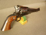 RUGER OLD ARMY BLACK POWDER CAP & BALL REVOLVER- .45 CAL.