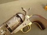 COLT MODEL 1851- NAVY/ARMY- U.S. REVOLVER- - NEW YORK ADDRESS! - 17 of 20