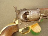COLT MODEL 1851- NAVY/ARMY- U.S. REVOLVER- - NEW YORK ADDRESS! - 6 of 20