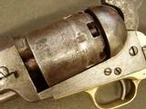 COLT MODEL 1851- NAVY/ARMY- U.S. REVOLVER- - NEW YORK ADDRESS! - 16 of 20
