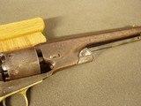 COLT MODEL 1861 NAVY MANF. IN 1865- -.36 CALIBER - 10 of 20