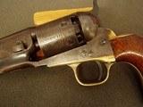 COLT MODEL 1861 NAVY MANF. IN 1865- -.36 CALIBER - 6 of 20