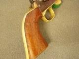 COLT MODEL 1861 NAVY MANF. IN 1865- -.36 CALIBER - 8 of 20