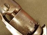 COLT MODEL 1861 NAVY MANF. IN 1865- -.36 CALIBER - 16 of 20