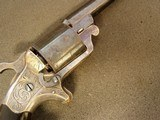 NATIONAL ARMS CO. FRONT LOADING- ENGRAVED- TEAT-FIRE- -REVOLVER - 7 of 20