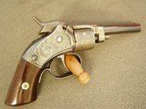 """MASS. ARMS CO. """"AUTOMATIC"""" MAYNARD PRIMED PERCUSSION POCKET REVOLVER - 2 of 20"""