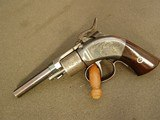"""MASS. ARMS CO. """"AUTOMATIC"""" MAYNARD PRIMED PERCUSSION POCKET REVOLVER - 4 of 20"""