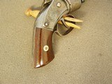 """MASS. ARMS CO. """"AUTOMATIC"""" MAYNARD PRIMED PERCUSSION POCKET REVOLVER - 5 of 20"""