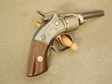 """MASS. ARMS CO. """"AUTOMATIC"""" MAYNARD PRIMED PERCUSSION POCKET REVOLVER"""