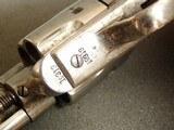"""COLT CAVALRY MODEL 1873 U.S. REVOLVER """"RARE CASEY INSP."""" W/LTR & HISTORICAL INFO - 13 of 20"""
