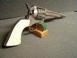 """COLT CAVALRY MODEL 1873 U.S. REVOLVER """"RARE CASEY INSP."""" W/LTR & HISTORICAL INFO"""