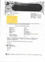 """COLT CAVALRY MODEL 1873 U.S. REVOLVER """"RARE CASEY INSP."""" W/LTR & HISTORICAL INFO - 20 of 20"""