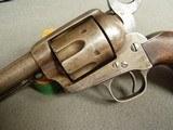 COLT CAVALRY MODEL 1873 U.S. CAVALRY REVOLVER W/KOPEC LETTER - 7 of 17