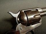 COLT CAVALRY MODEL 1873 U.S. CAVALRY REVOLVER W/KOPEC LETTER - 4 of 17