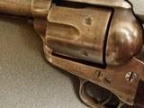 COLT CAVALRY MODEL 1873 U.S. CAVALRY REVOLVER W/KOPEC LETTER - 14 of 17