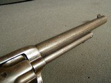 COLT CAVALRY MODEL 1873 U.S. CAVALRY REVOLVER W/KOPEC LETTER - 5 of 17