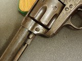 COLT SAA .41 CALIBER REVOLVER- - ANTIQUE - 5 of 18