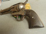 COLT SAA .41 CALIBER REVOLVER- - ANTIQUE - 3 of 18