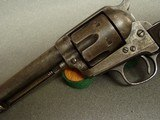 COLT SAA .41 CALIBER REVOLVER- - ANTIQUE - 4 of 18
