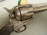 COLT SAA .41 CALIBER REVOLVER- - ANTIQUE - 13 of 18
