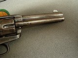 COLT SAA .41 CALIBER REVOLVER- - ANTIQUE - 14 of 18