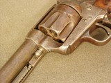 COLT CAVALRY MODEL 1873 U.S. CAVALRY REVOLVER W/ARCHIVE LETTER- D.F.C. INSPECTED - 7 of 19