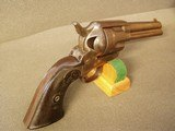 COLT SINGLE ACTION ARMY .41- ANTIQUE -W/ ARCHIVE LETTER