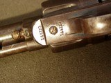 COLT SINGLE ACTION ARMY .41- ANTIQUE -W/ ARCHIVE LETTER - 10 of 19