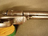COLT CAVALRY MODEL 1873 U.S. CAVALRY REVOLVER W/ARCHIVE LETTER- D.F.C. INSPECTED - 13 of 20