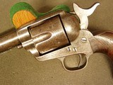 COLT CAVALRY MODEL 1873 U.S. CAVALRY REVOLVER W/ARCHIVE LETTER- D.F.C. INSPECTED - 5 of 20