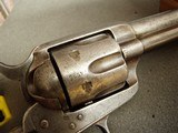 "COLT CAVALRY MODEL 1873 U.S. CAVALRY REVOLVER W/DETAILED ""H.STERLING FENN"" LETTER - 14 of 20"