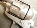 "COLT CAVALRY MODEL 1873 U.S. CAVALRY REVOLVER W/DETAILED ""H.STERLING FENN"" LETTER - 4 of 20"