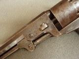 "COLT MODEL 1851 ""LONDON"" NAVY REVOLVER - 8 of 20"